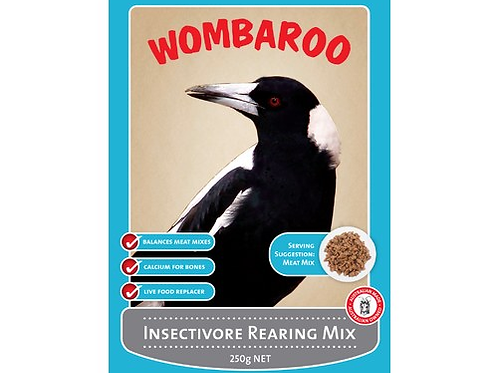 Insectivore - Wombaroo