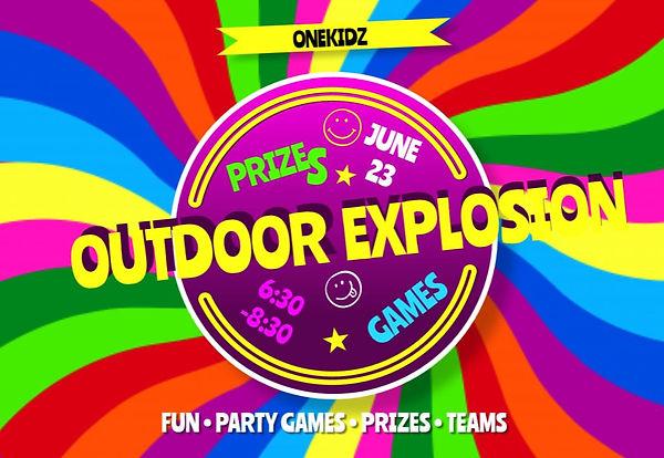 OUTDOOR EXPOSION JUNE 23RD ONEKIDZ.JPG