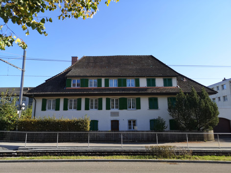 Buchserhaus