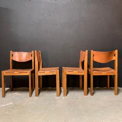 chaises vintage