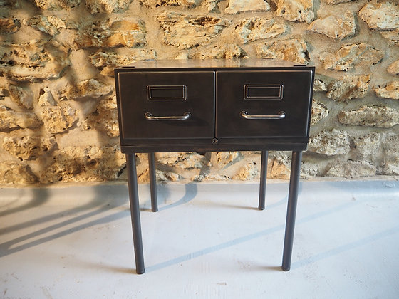Petite table d'appoint Flambo