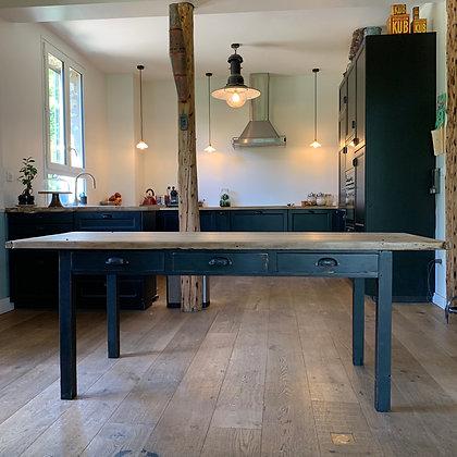 Table à manger atelier