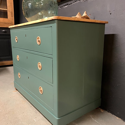 Ancienne commode anglaise