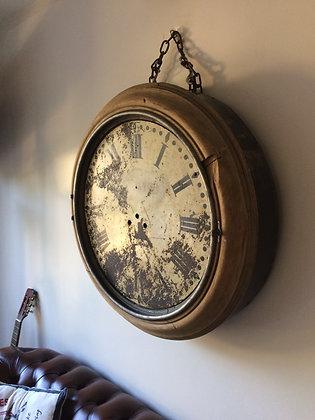 Ancienne horloge de gare 1940