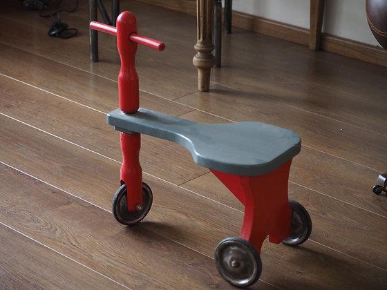 Vélo draisienne enfant déco