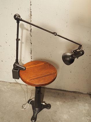 Lampe d'atelier S.G.D.G Lumina 1950