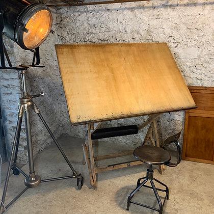 Table à dessin Unic 1940