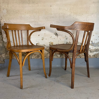 Fauteuil Derby Bistrot