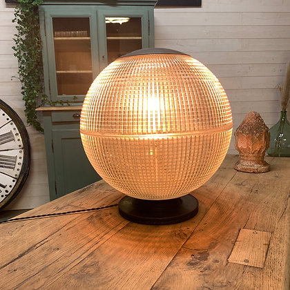 Boule Holophane 50 cm de diamètre
