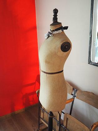 Ancien mannequin de couture Stockman