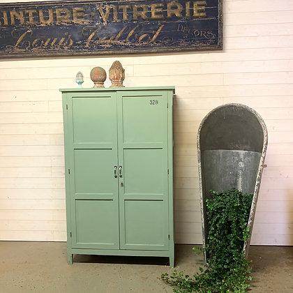 Armoire d'internat style parisienne 1950