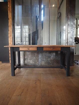 Ancienne table de ferme chêne