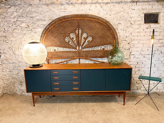 Belle enfilade scandinave 1960 VP furniture belgique .