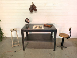 desserte table industrielle
