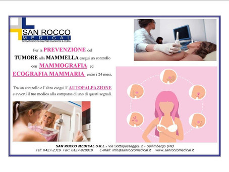 Sanità  #senologia #sanroccomedical
