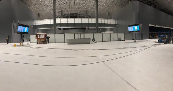 Instalación de Sistema de Mamparas Acristaladas en el Proyecto de Expansión del Aeropuerto Internacional de Tocumen
