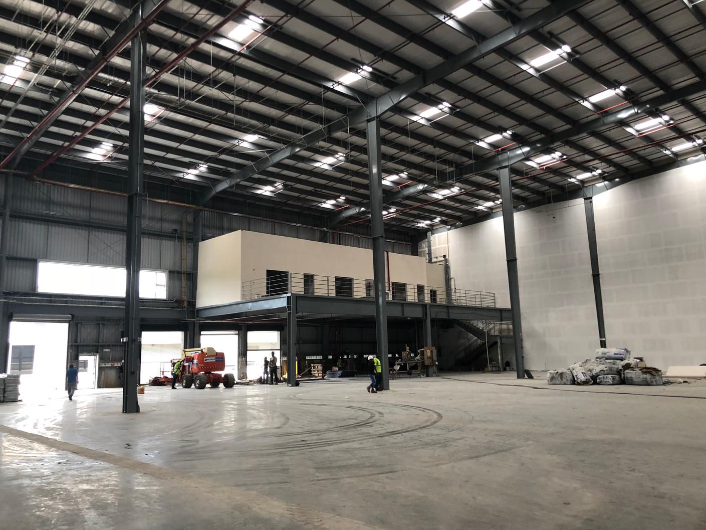 Adecuación de Instalaciones FeDEX Panamá Pacífico