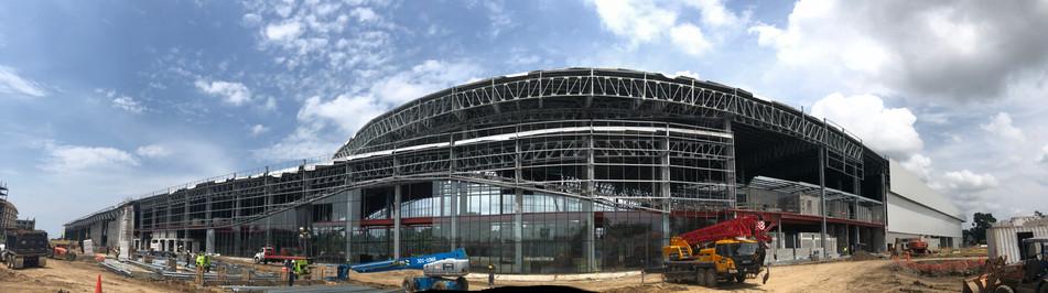 Cerramiento Centro de Convenciones Amador, Panamá