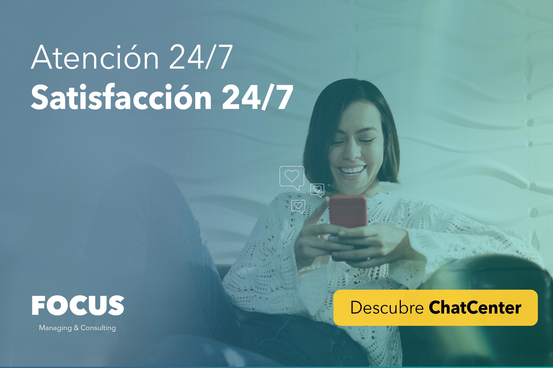 ChatCenter - Atención al Cliente Digital  | FOCUS Managing & Consulting Panamá