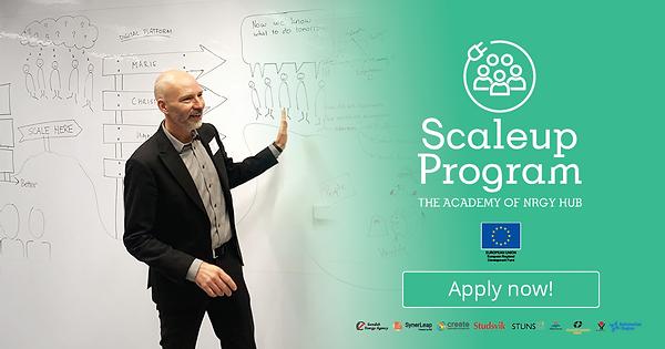 NRGYHUB-ScaleupProgram Invitation Linked