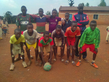 New Kit and Victory for Mwumba P/S Football Team