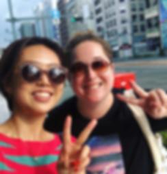 With Shansi Alumnus Ray in Hiroshima.jpg