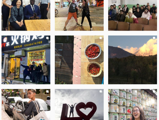 Instagram Takeover: Fall 2020