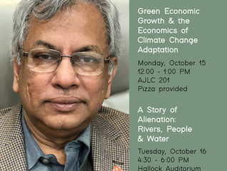 Dr. A. K. Enamul Haque Environmental Economics and Policy Lectures