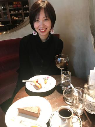 Coffee in Shimokitazawa with Laura Li_Ja