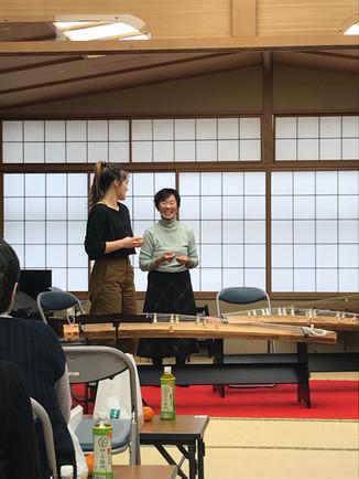 Koto concernt w Nakanishi Sensei_January