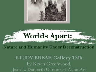Worlds Apart Gallery Talk