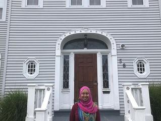 Visiting Scholar Spotlight: Dalila Husna Yunardi