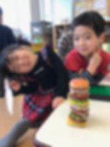 Playing with kids in English w Kyoko and