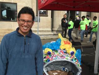 Visiting Scholar Spotlight: Faisal Mustafa