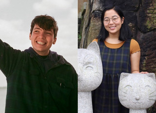 Introducing the 2020 Shansi Fellows To China!