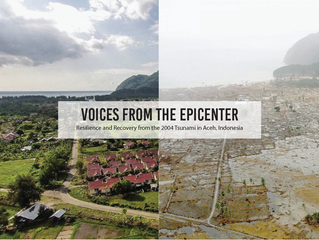 Voices from the Epicenter: A Shansi Visiting Scholar Presentation