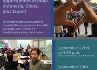 Oberlin Shansi Fellowships: Virtual Info Sessions