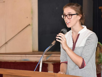 A Note from Olivia Hay, Lady Doak Fellow '17-'19