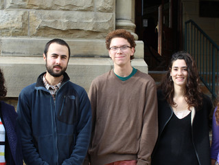 Congratulations to the 2016 Oberlin Shansi Fellows