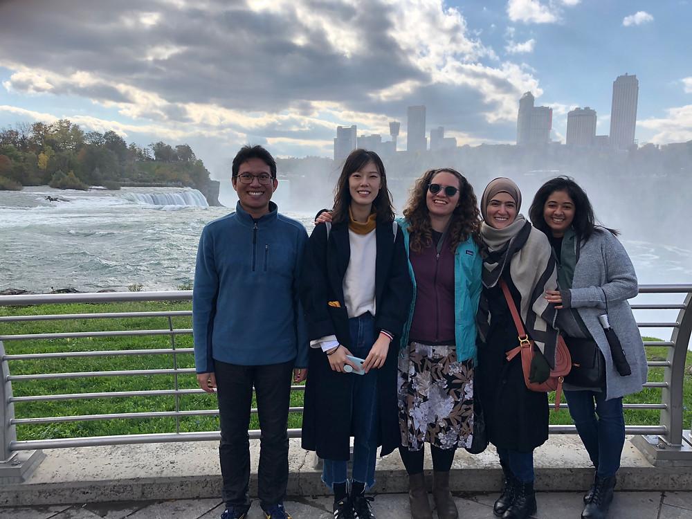 Niagara Falls, Fall 2018