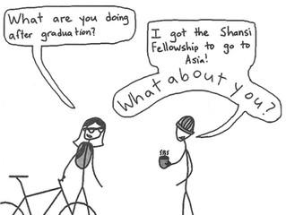Shansi Deadlines