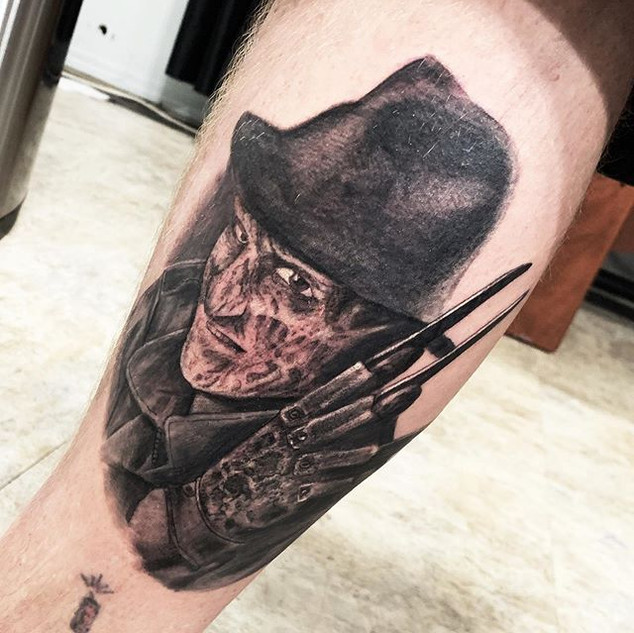 First Freddy K from the other night! For