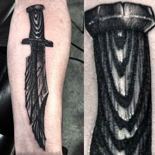 home_#knife #tattoo #tattoos #black #bla