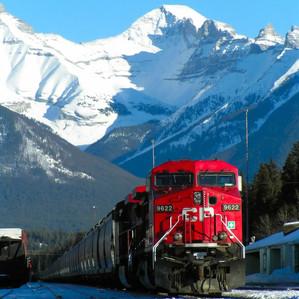 Magical Train Travel