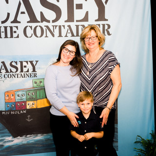 Casey the Container Book Launch Event