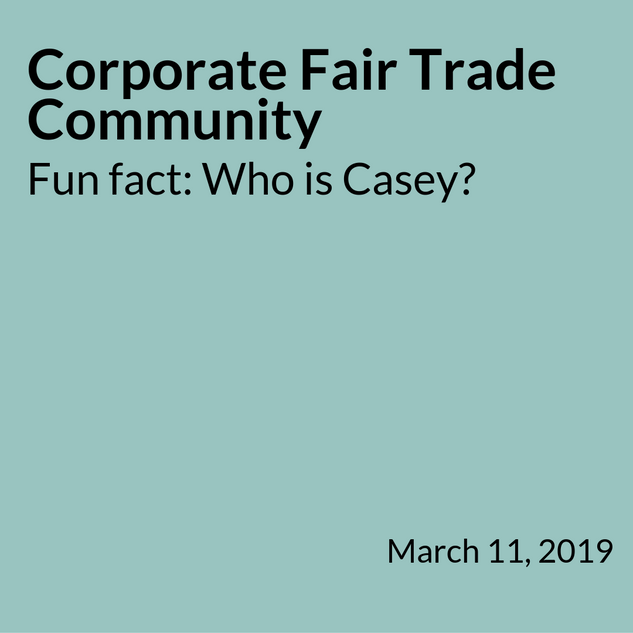 Corporate Fair Trade Community
