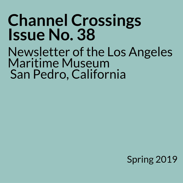 Channel Crossings Issue No. 38