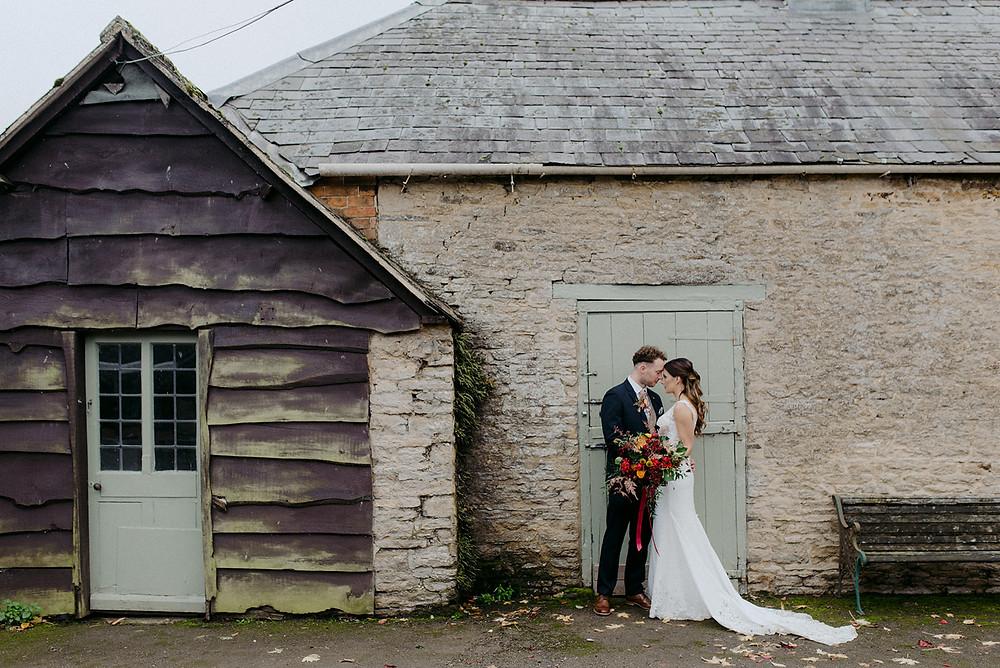 the great barn aynho wedding venue