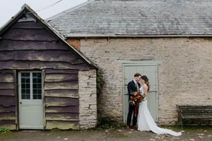 Laid Back October Wedding at The Great Barn in Aynho