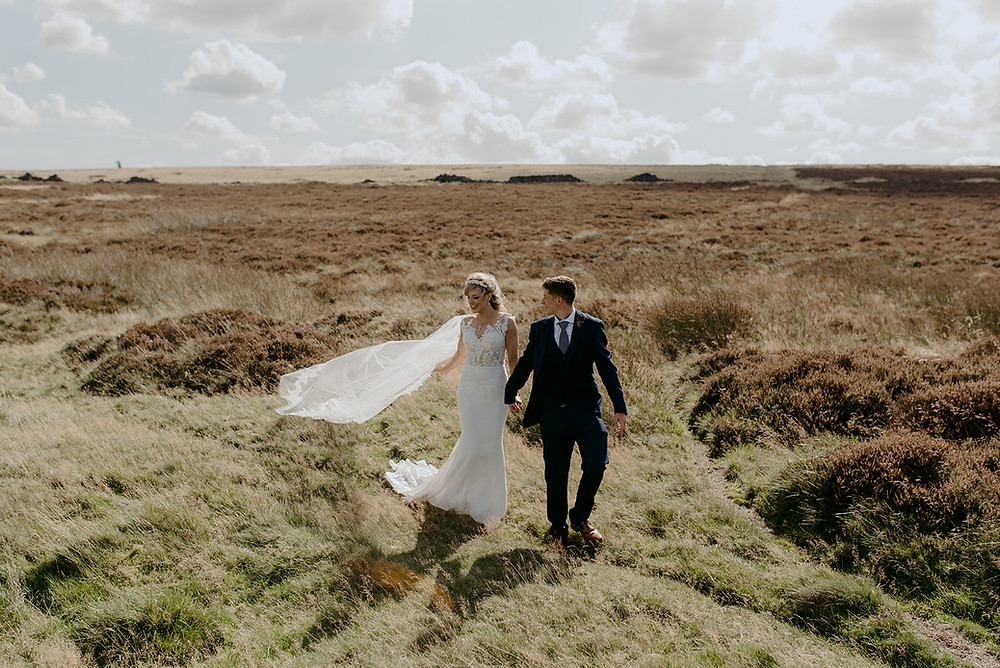 beautiful wedding photography outdoor landscape